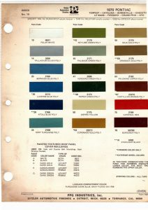 1970-Pontiac-GTO-Factory-Paint-Chip-Chart-500px-Wide
