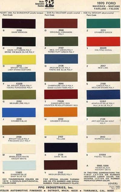 1971-Ford-Mustang-Factory-Paint-Chip-Chart-500px-Wide