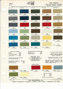 1972-Dodge-Charger-Factory-Paint-Chip-Chart-500px-Wide