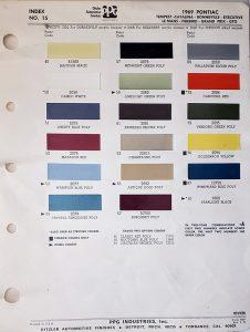 1969-Pontiac-GTO-Factory-Paint-Chip-Chart-500px-Wide