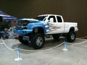 Custom Car paint in Kentucky